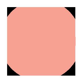nectar blush peach coral pink